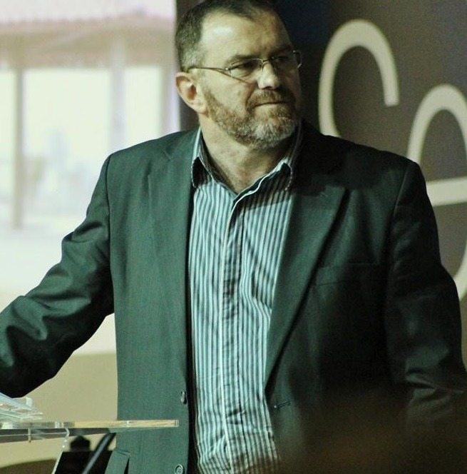 Pr. Joel Stevanatto