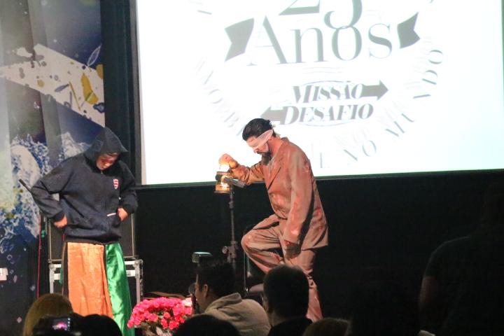 Teatro Simpósio OBPC