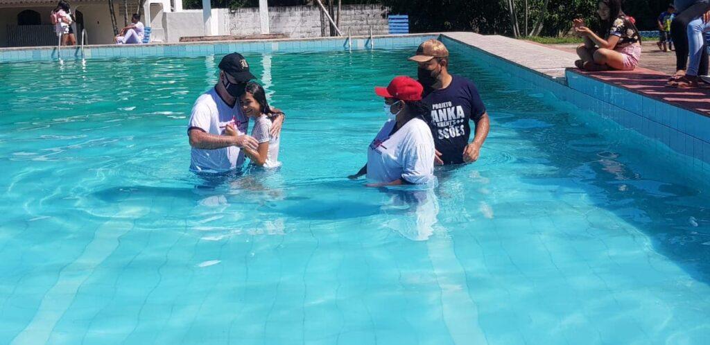 Batismo - Páscoa 2021
