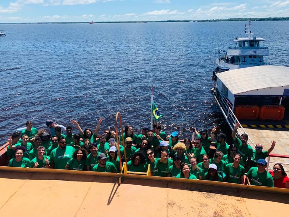 Evangelismo e ação social no Amazonas