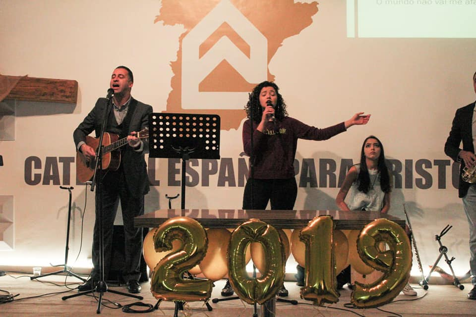 Igreja Espanha Para Cristo