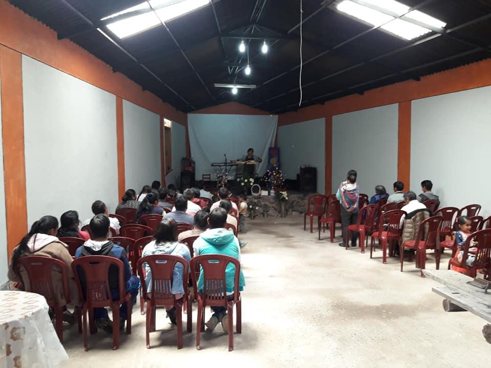Culto Igreja Huaran