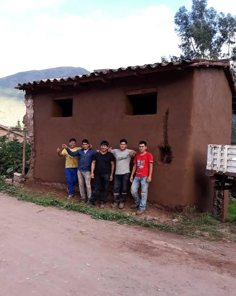 Igreja em Huayocari-Peru