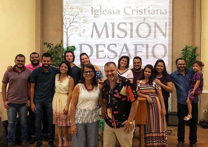 Igreja Paraguai Para Cristo-Hernandárias