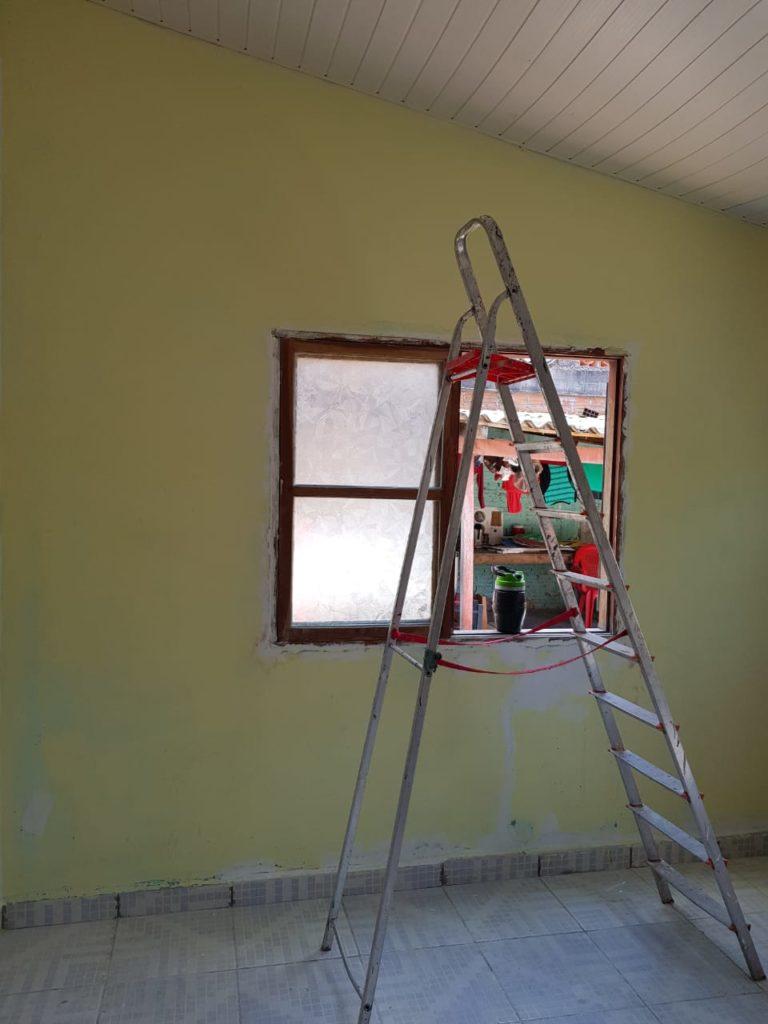 Reforma Sala Infantil 2019