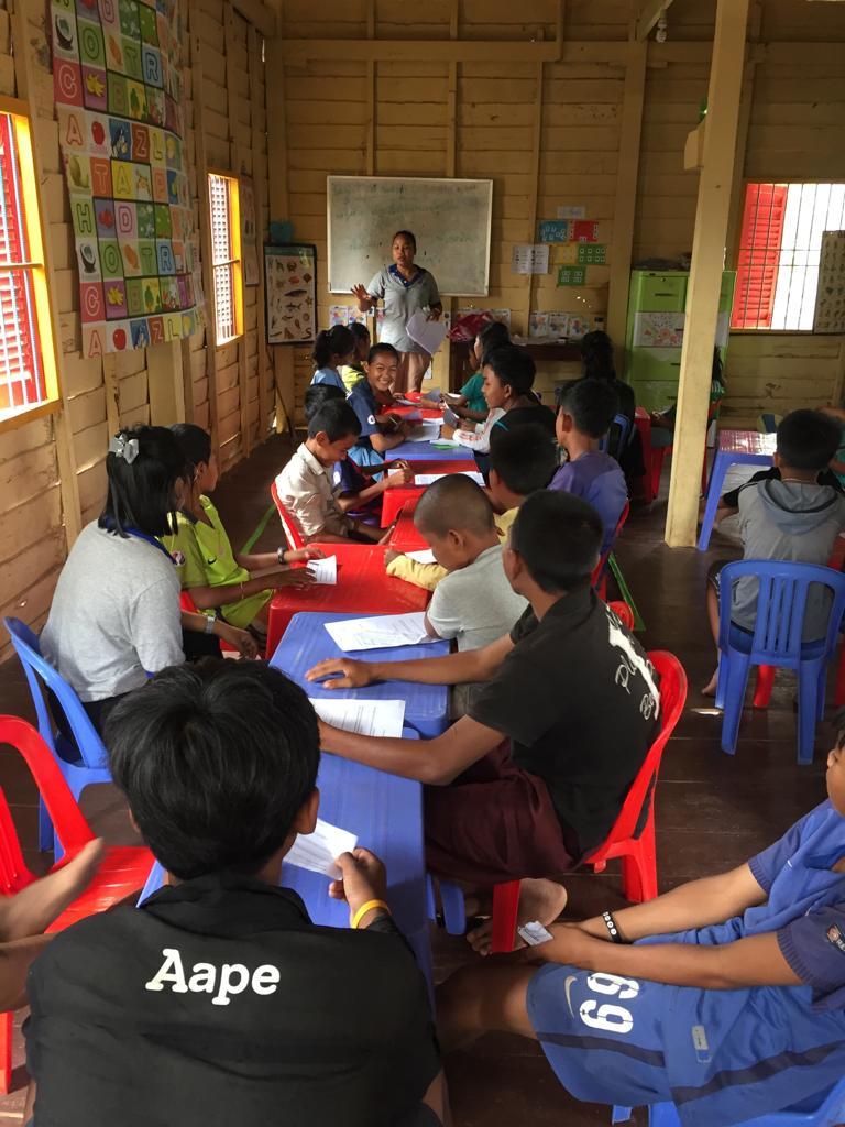 Evangelismo - Camboja