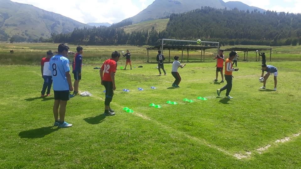 Escola de Futebol Boanérges