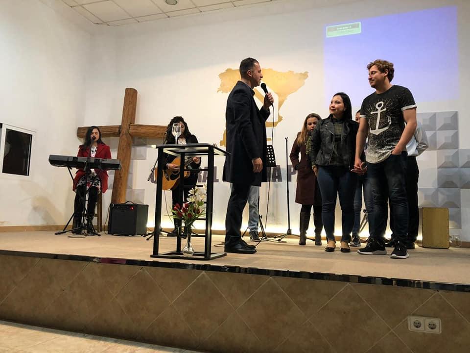 Culto Missionário em Março 2019