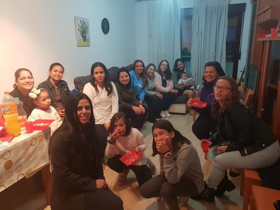 Reunião de Mulheres - Espanha para Cristo